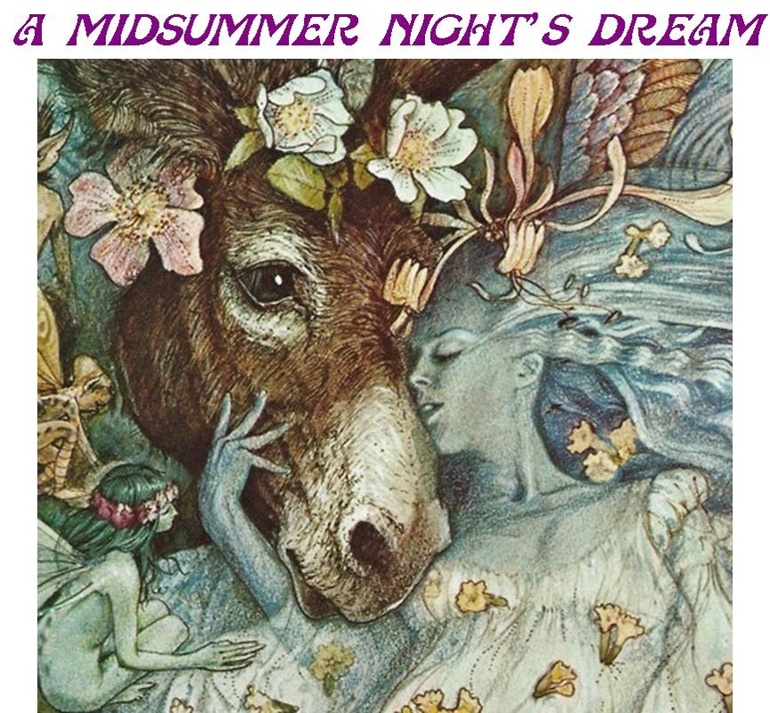love in a midsummer nights dream essay In the play, a midsummer night's dream, by william shakespeare, several examples of love's association with a higher power are presented like theseus arranging a marriage between himself and hippolyta, egeus choosing who hermia should marry and the fairies who have the ability to control.
